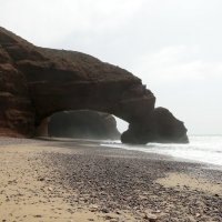 Пляж Легзира :: Елена Шемякина
