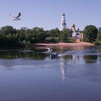 На Каме... :: Sergey Apinis
