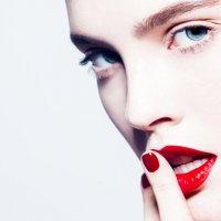 Face part beauty shot :: LIMEROOM Photostudio