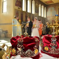 Венчание :: Vadim Myasnyankin