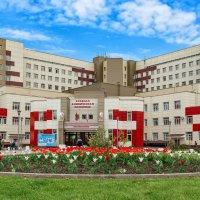 Краевая больница :: Сергей Перегудов