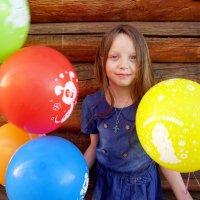 День Рождения Дуняши :: Любовь Изоткина