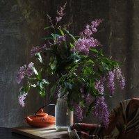 Сиреневый чай :: Юрий Клёнов