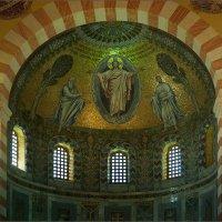 Мозаика в Церкви Вознесения. Августа Виктория. Иерусалим. :: Lmark
