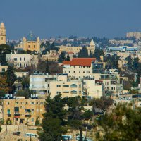 Иерусалим, вид на Емин Моше. :: Игорь Герман