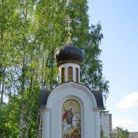 Часовня Георгия Победоносца :: Светлана