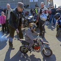 Северодвинск. Мотопарад 2016 :: Владимир Шибинский