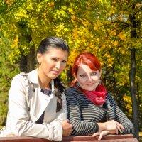 Солнечный денек в парке :: Сергей Тагиров