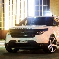 Ford Explorer Sport :: Михаил