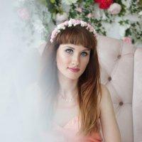 Нежное фото красивой девушки :: Светлана Курцева