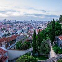 Закат над Лиссабоном-3 :: Константин Шабалин