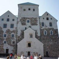 Абоский замок (или замок Турку, Turun linna). Хозяйственный двор :: Елена Павлова (Смолова)