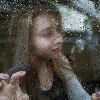 Дождь за окном :: Станислав Лазарев