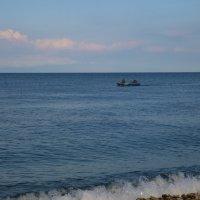 За утренней рыбкой :: Леонид