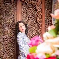 Мария в Riad Rcif, Morocco :: Yana Fizazi