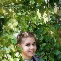Очаровательная выпускница :: Оксана Романова