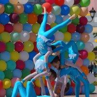 Гимнастки :: Наталия Григорьева