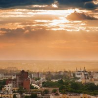 Вид на Витебск :: kot raz
