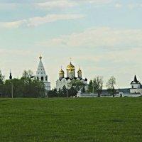Вид на Лужецкий (Ферраронтов) мужской монастырь :: Екатерррина Полунина
