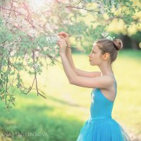 Танец света :: Yana Sergeenkova