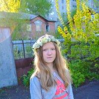 Таня первым днем лета :: Света Кондрашова