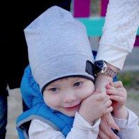 Мамина рука :: Нина