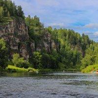У реки... :: Альмира Юсупова