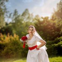 невеста в стиле кармен :: Елена Райская
