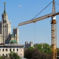Москва продолжает обновляться :: Олег Лукьянов