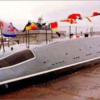 Мемориальный комплекс Краснознамённая подводная лодка К-21 :: Кай-8 (Ярослав) Забелин