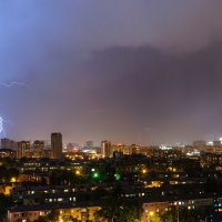 Ночной Краснодар :: Андрей Майоров