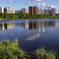 Над Мурманском ни туч, ни облаков… :: kolin marsh