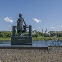 Памятник А.С.Пушкину. Тверь. :: Михаил (Skipper A.M.)