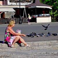Любовь и голуби :: Владимир