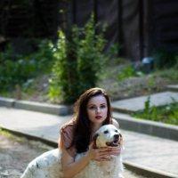 Верный друг :: Valentina Zaytseva