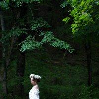 Сборы невесты в лесу :: Valentina Zaytseva