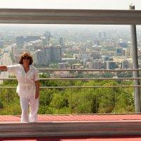 Вид на Алмату :: Мила Мит