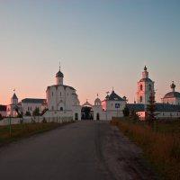 На закате :: Евгений Анисимов