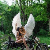 Ангел и демон :: Александр Руцкой