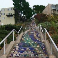 Городские пейзажи Сан-Франциско :: lady-viola2014 -