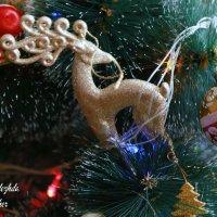Новогоднее настроение... :: Надежда Ратникова