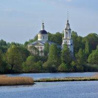 Церковь. :: IRINA VERSHININA