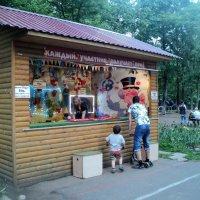 В парке городском. :: Ольга Кривых