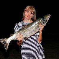 Рыбалка  :: Наталья Чернышёва