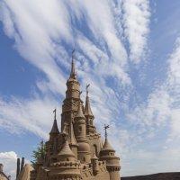 Песчаный замок :: Михаил Сергеевич Карузин
