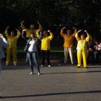 Китайская гимнастия :: Александр Цисарь