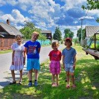 В  деревне... :: Валера39 Василевский.