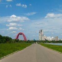 Москва. Крылатское. Панорама. :: Yuri Chudnovetz