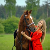 Полина и Сеня :: Кристина Щукина