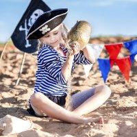 Детская тематическая фотосессия- Пираты :: Наталья Сидорович